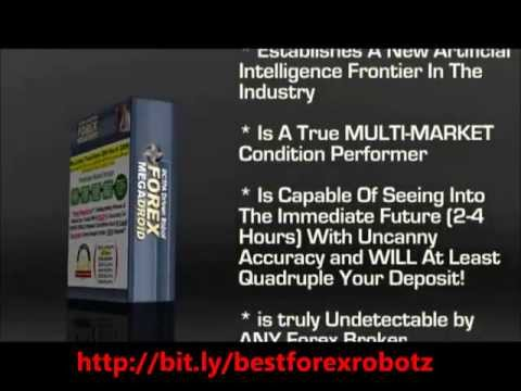 """Forex Megadroid Review"" Best Automatic Forex Robot ""ways for 13 to make money"""