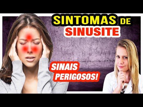 Nutricionista - Sintomas de Sinusite [SINAIS PERIGOSOS PARA PRESTAR ATENÇÃO]