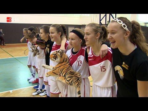 Basketbal: Tygřice bojovaly se Žilinou