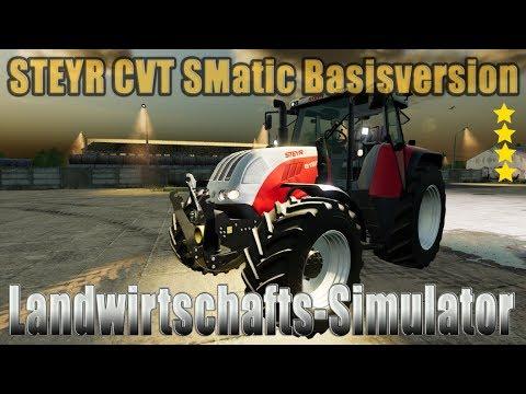 STEYR CVT SMatic v1.5.0