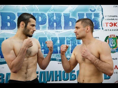 Ислам Мамедов vs Вадим Анисимов / MMA (видео)