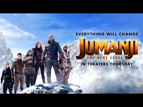 JUMANJI: THE NEXT LEVEL - In Theaters Thursday видео