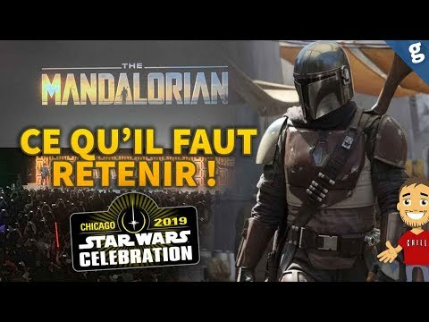 THE MANDALORIAN : Ce qu'IL FAUT RETENIR du panel de la STAR WARS CELEBRATION !