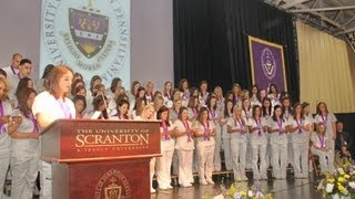 Nursing Program Pinning Ceremony, May 25, 2013