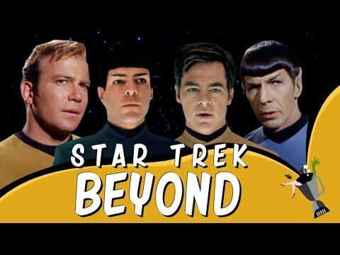 The Beastie Boys Work A Lot Better For The Original Star Trek TV Series Than Beyond