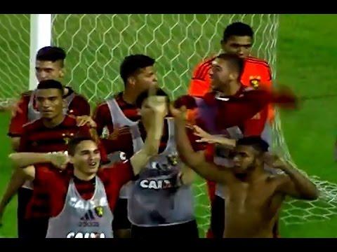 Copa do Nordeste Sub-20: Sport 1X1 Bahia