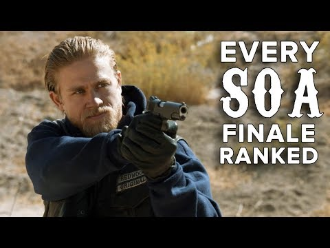 Every Sons of Anarchy Finale, Ranked