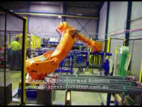 APEX Robot Strapping