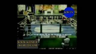 Khmer Culture - Khmer Boxing