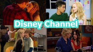 Every Disney Relationship Begins With An Almost Kiss? | Lucaya | Auslly | Folive | Girl Meets World