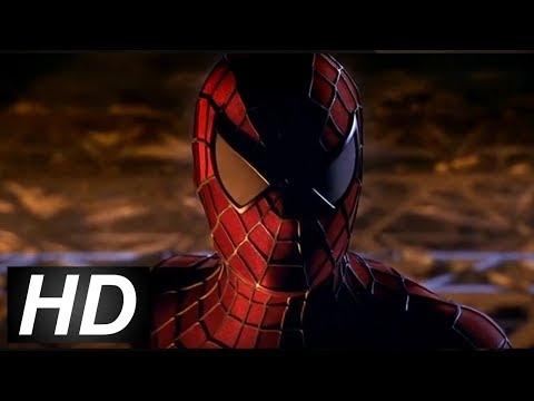 Spider Man vs  Green Goblin ''Bridge Battle''   Spider Man 2002 Movie Clip Blu ray 1080p