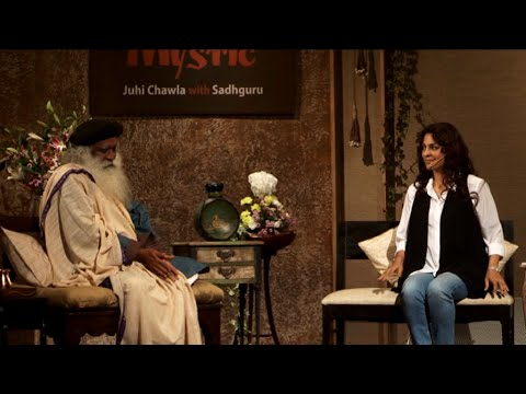 Juhi Chawla In Conversation With Sadguru