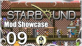 Let's Play Starbound 1.0! On today's spotlight, we take a quick look at new playable races. The Starbound universe just got bigger!