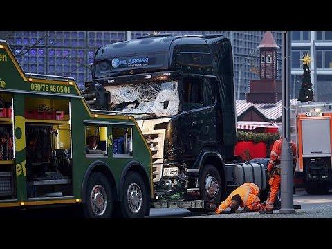 Γερμανία: Δολοφονημένος με σφαίρα ο οδηγός του φορτηγού που χρησιμοποιήθηκε για την επίθεση