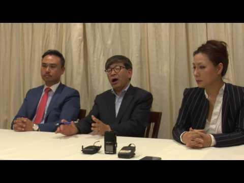 뉴욕 한인사회, 혼다의원 후원 9.9.16 KBS America News