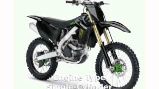 7. 2009 Kawasaki KLX 140 Monster Energy - Specs & Info