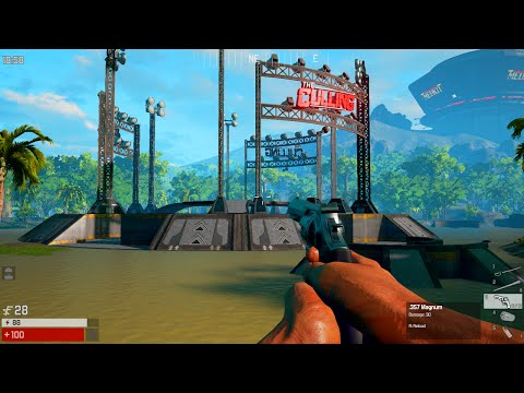 ULTIMATE HUNGER GAMES GAMEPLAY! (The Culling Closed Alpha Gameplay)