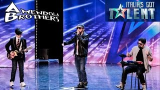 Amendolara Italy  City pictures : Amendola Brothers ad Italia's Got Talent