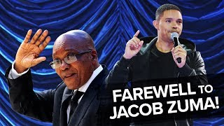 Video Bidding Farewell To Jacob Zuma! - TREVOR NOAH (compilation from over the years) MP3, 3GP, MP4, WEBM, AVI, FLV Maret 2018