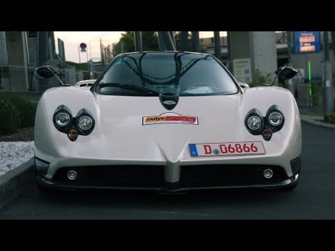 Pagani Zonda F Roadster Clubsport Final Edition