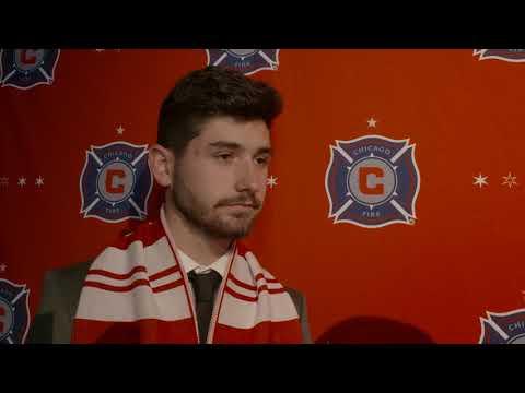 Video: 2018 MLS SuperDraft Reaction | Jon Bakero