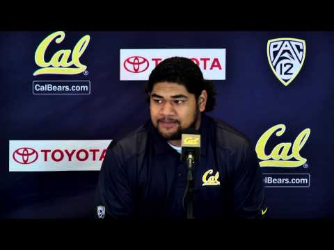 Viliami Moala Interview 10/1/2013 video.
