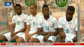 Uyo Nigeria  City pictures : Super Eagles Train Behind Closed Doors In Uyo As Algeria's Desert Foxes Arrive On Thursday