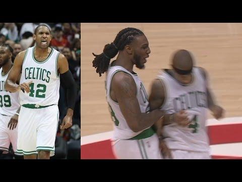 Isaiah Thomas Game Winner vs Hawks! Al Horford Booed in Atlanta! Celtics vs Hawks (видео)