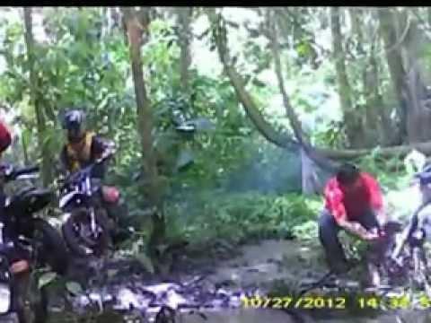 Trilha de moto em Jacutinga - MG