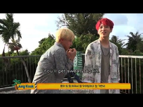 JIN (진 BTS) is a tireless child  Fake Maknae