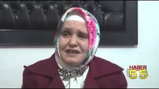GÖRME ENGELLİLER SAMSUN'A OKUL İSTİYOR