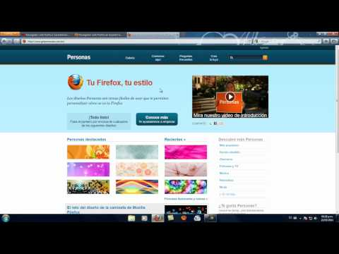 Video 0 de Firefox: Carecterísticas de Firefox