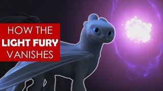 Video How the Light Fury vanishes? EXPLAINED [ How to Train Your Dragon 3 l Toothless l lore ] MP3, 3GP, MP4, WEBM, AVI, FLV September 2018