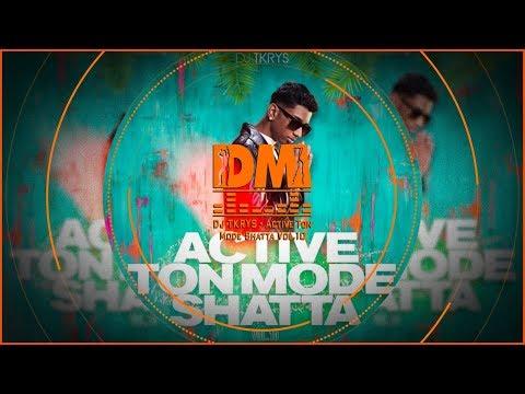 DJ TKRYS - Active Ton Mode Shatta Vol.10