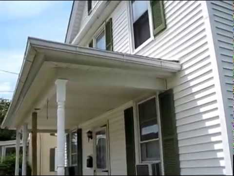 How to remove and replace and fix damaged rotted porch columns