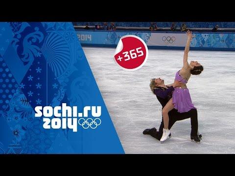 Meryl Davis & Charlie White Win Gold – Pairs Ice Dance – Full Event | #Sochi365