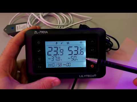 Обзор и инструкция по настройке контроллера lilytech zl-7901A. Главный  конкурент XM-18 (видео)