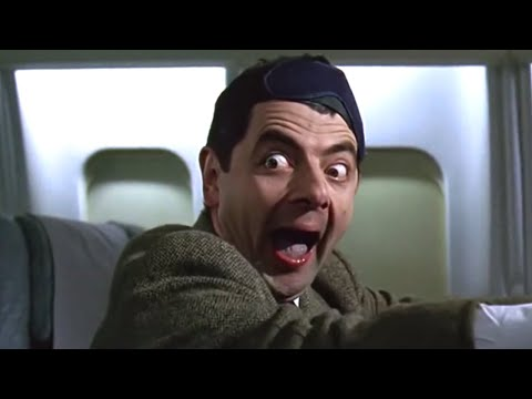 Surprise With Bean | Funny Clips | Mr Bean Official