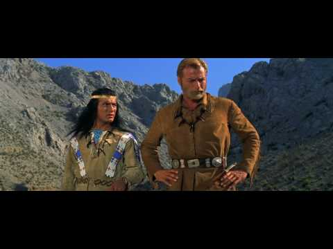 The Treasure of the Silver Lake | Winnetou & Old Shatterhand ENGLISH Audio HD. film by Karl May
