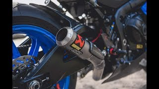 9. Detailed Suzuki GSX R1000 2017 custom for MotoGP | Custome Suzuki GSX R1000 2017