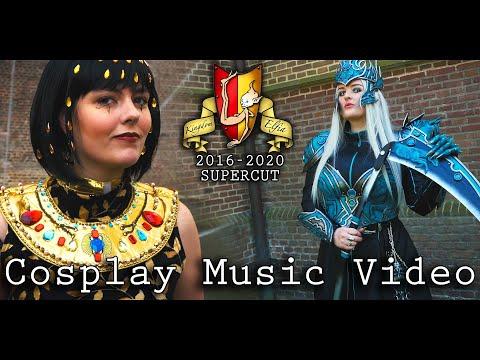 Elfia Haarzuilens 2016-2020 Cosplay Music Video