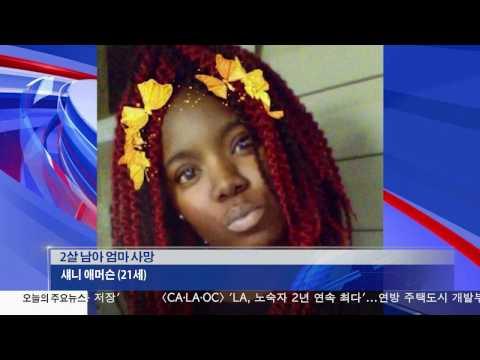 2살 생일파티서 총기난사 11.18.16 KBS America News