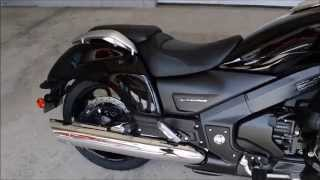 8. 2014 Valkyrie Start Up / Exhaust Sound Clip Video - Honda of Chattanooga TN PowerSports
