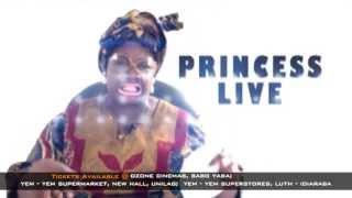 Princess Live On May 1st