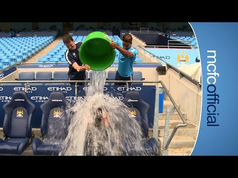 Video: NASRI ON UCL DRAW AND KELLY'S ICE BUCKET | City Today