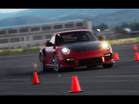 gt2 - With 620 horsepower, the Porsche 911 GT2 RS is a handful to drive. We trained our high speed video cameras on the GT2 RS as it takes a high speed corner to a...