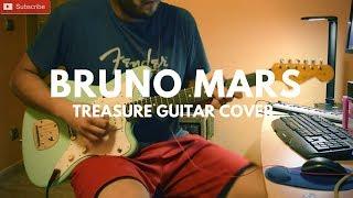 Video Treasure | Bruno Mars | Guitar Cover MP3, 3GP, MP4, WEBM, AVI, FLV Mei 2018