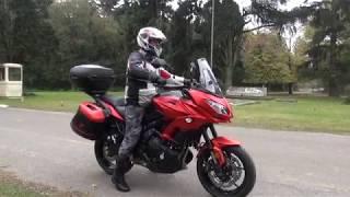 4. TEST DRIVE KAWASAKI VERSYS 650