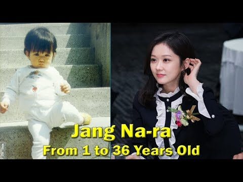 Jang Na-ra | From 1 To 36 Years Old