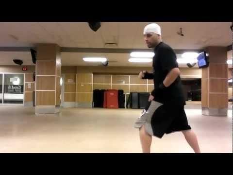 Boxing Footwork - Evasive Steps